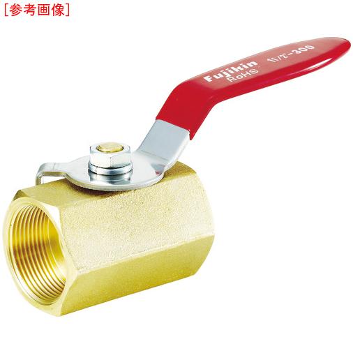 フジキン フジキン 黄銅製1.96MPaミニボール弁40A(1 1/2) DBV-12H-R