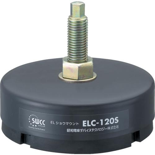 昭和電線デバイステクノロジー 昭和電線 レベリング付防振ゴム ELC-190