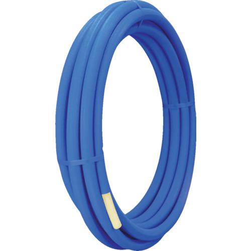タブチ TBC 保温付架橋ポリエチレン管ブルー20mm×20M HC-20HON5B-20M