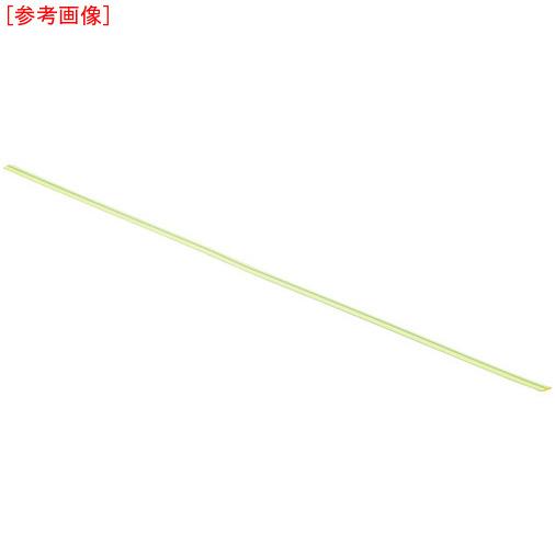 パンドウイットコーポレーション パンドウイット 熱収縮チューブ 標準タイプ イエローグリーン 1箱(袋)=25本 HSTT38-48-Q45