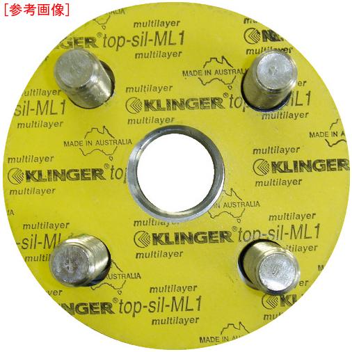亜木津工業 クリンガー フランジパッキン(5枚入り) ML1-10K-100A ML1-10K-100A