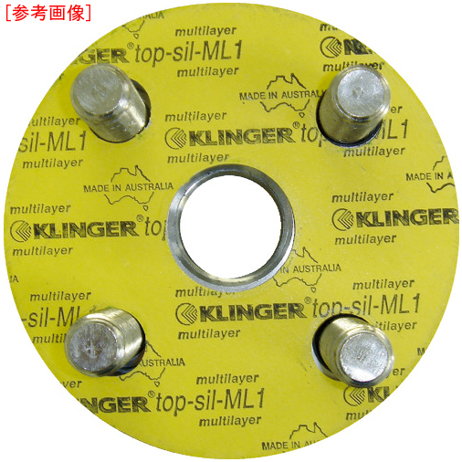 亜木津工業 クリンガー フランジパッキン(5枚入り) ML1-10K-80A ML1-10K-80A