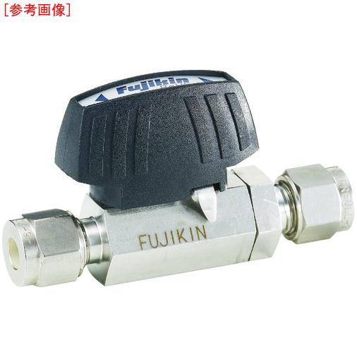 フジキン フジキン ステンレス鋼製3.92MPaパワフル継手付ボール弁 PUBV-94-10