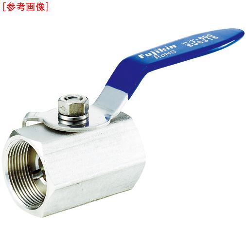 フジキン フジキン ステンレス鋼製3.92MPaミニボール弁32A(1 1/4) UBV-14G-R