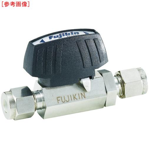 フジキン フジキン ステンレス鋼製3.92MPaパワフル継手付ボール弁 PUBV-94-12.7