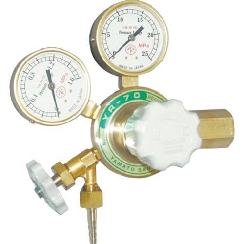 ヤマト産業 ヤマト 窒素ガス用調整器(汎用小型) YR-70V YR-70V
