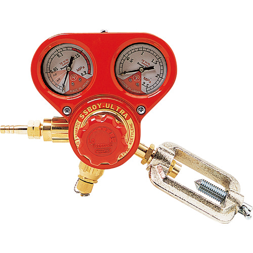 ヤマト産業 ヤマト 乾式安全器内蔵型調整器 SSボーイウルトラ(AC) N-SSBUR-AC