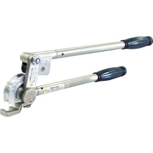 文化貿易工業 BBK 90°レバータイプチューブベンダー(ハンドル脱着タイプ) 964-FH-10 964-FH-10