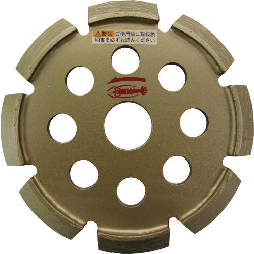 ロブテックス エビ ダイヤモンドホイール Vカッター 108mm V105
