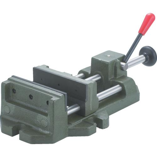トラスコ中山 TRUSCO クイックグリップバイス F型 150mm FQ-150