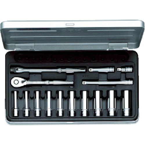 京都機械工具 KTC 6.3sq.ディープソケットレンチセット[15点] TB2L10 TB2L10