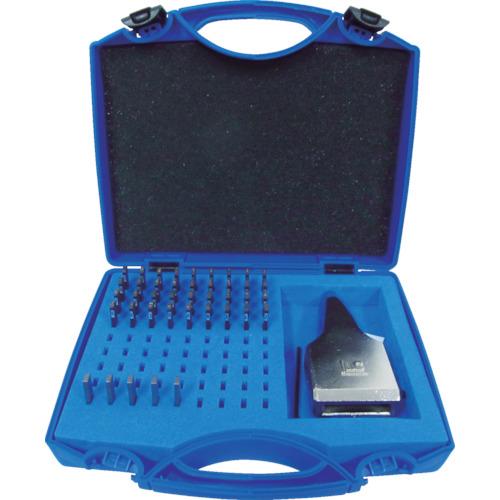 浦谷商事 浦谷 ハイス精密組合刻印 Bセット2.5mm (1S=1箱) UC-25BS