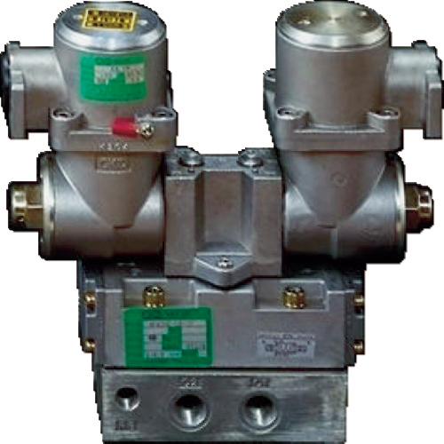 CKD CKD パイロット式 防爆形5ポート弁 4Fシリーズ(シングルソレノイド) 4F510E-10-TP-AC100V 4547431018823