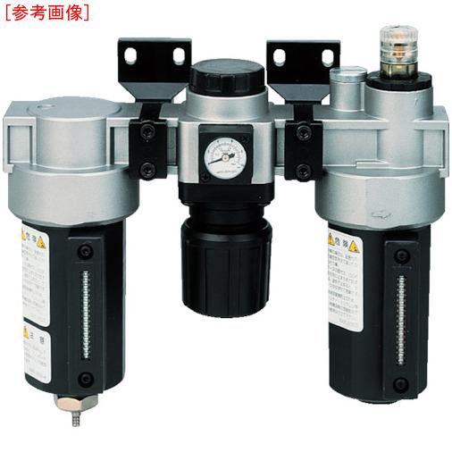 日本精器 日本精器 FRLユニット10Aモジュラー接続タイプ BN25T6-10 BN25T6-10