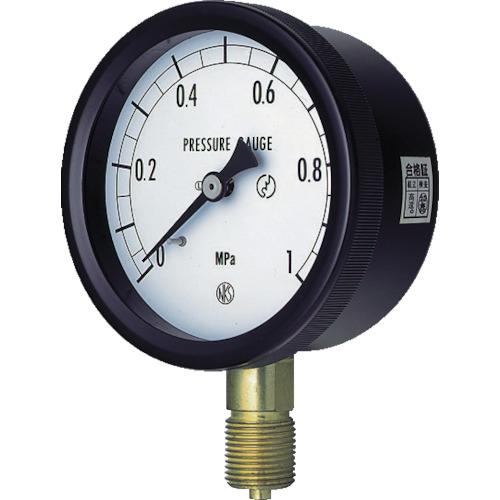 長野計器 長野 密閉形圧力計 BC10-131-0.16MP BC10-131-0.16MP