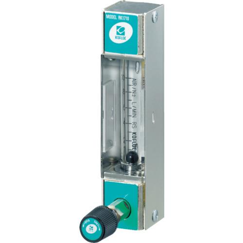 コフロック コフロック 小型フローメータRK1710シリーズ RK1710-H2O-50ML/MIN 4562207470056