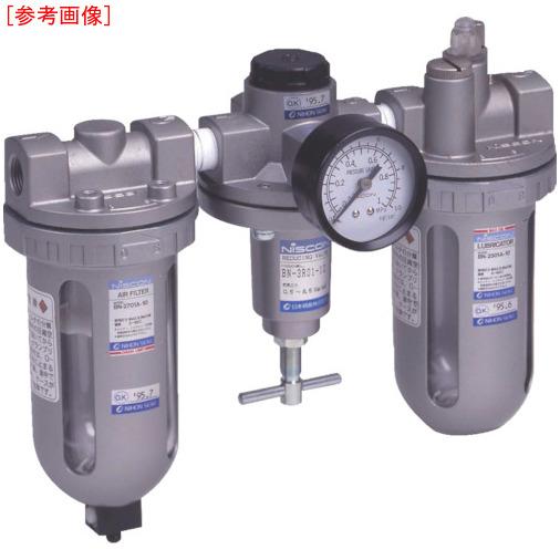 日本精器 日本精器 FRLユニット20A BN-2501-20 BN-2501-20