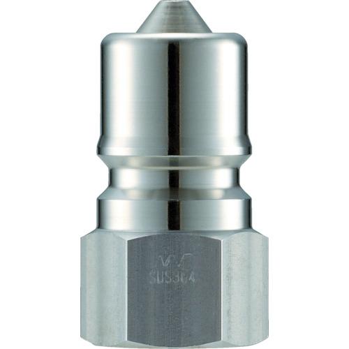 長堀工業 ナック クイックカップリング SPE型 ステンレス製 大流量型 オネジ取付用 CSPE08P3 CSPE08P3