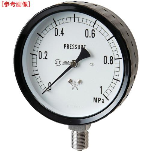 右下精器製造 右下 ステンレス圧力計 G411-261-0.6MP G411-261-0.6MP