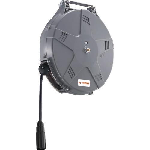 三協リール TRIENS エアーホースリール(耐スパッタ仕様)内径8mm×10m SHA-3ASZ