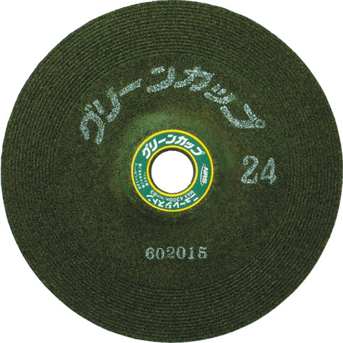 ニューレジストン 【25個セット】NRS グリーンカップ 180×6×22 ♯36 NRSG1806-36
