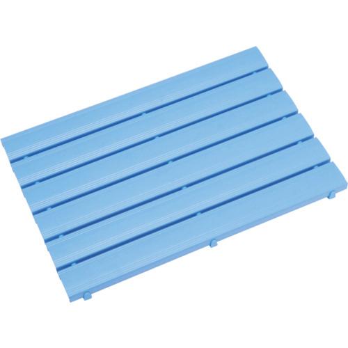 ミヅシマ工業 ミヅシマ ストレートスノコ#105 600X1050 ブルー 430-0360