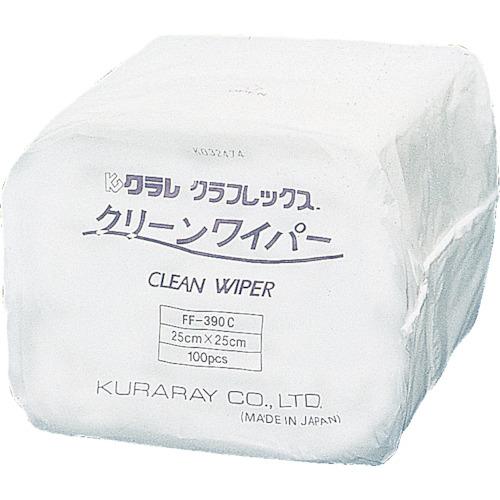 クラレリビング クラレ クリーンワイパー 25cm×25cm FF-390C FF-390C