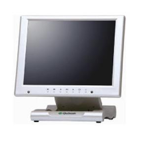 クイックサン 10.4インチXGA液晶ディスプレイ タッチパネル搭載タイプ パールホワイト QT-1007P(AVTP)