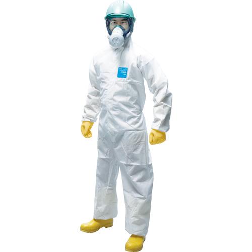 重松製作所 シゲマツ 使い捨て化学防護服(10着入り) XL MG1500-XL MG1500-XL