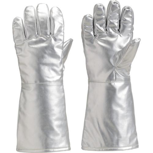 トラスコ中山 TRUSCO 遮熱・耐熱手袋(マチ付きタイプ) TMT-763FA TMT-763FA