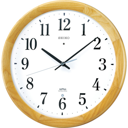 セイコークロック SEIKO SEIKO電波掛時計 KX311B KX311B