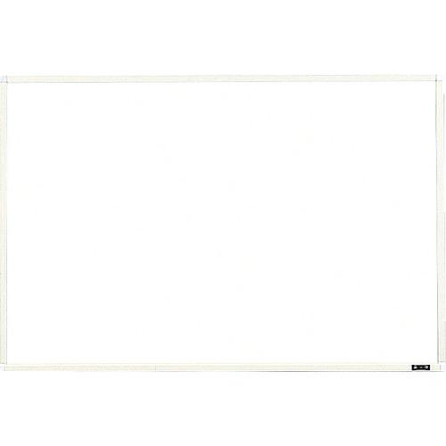 トラスコ中山 TRUSCO スチール製ホワイトボード 白暗線 900X1200 白 WGH-112SA-WH