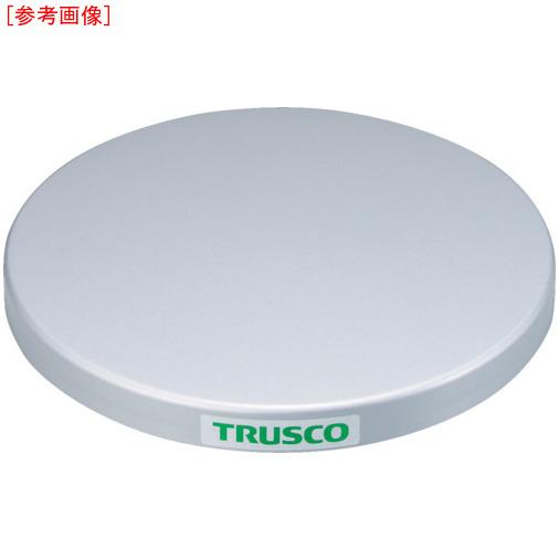 トラスコ中山 TRUSCO 回転台 100Kg型 Φ400 スチール天板 TC40-10F