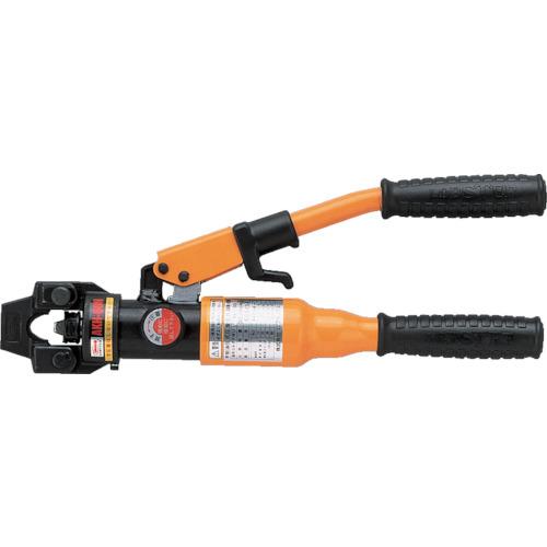 ロブテックス エビ 手動油圧式圧着工具 使用範囲14・22 ロブテックス・38 エビ・60 AKH60N, ヘアケアplus:a06e304b --- ferraridentalclinic.com.lb