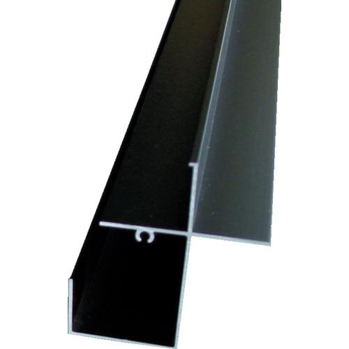 アルインコ アルインコ 波板用前枠 2.4M ブラック BA171K