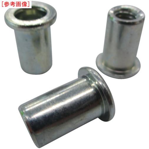 ロブテックス エビ ナット(1000本入) Dタイプ スティール 5-3.2 NSD-5M