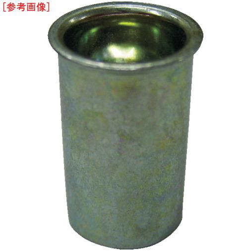 ロブテックス エビ ナット (500本入) Kタイプ アルミニウム 8-4.0 NAK840M