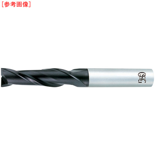 オーエスジー OSG 超硬エンドミル FX 2刃ロング 20 8522200 FX-MG-EDL-20