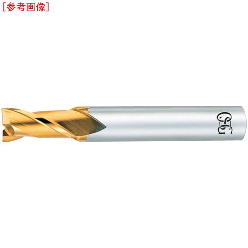 オーエスジー OSG ハイスエンドミル TIN 2刃ショート 19 88029 EX-TIN-EDS-19