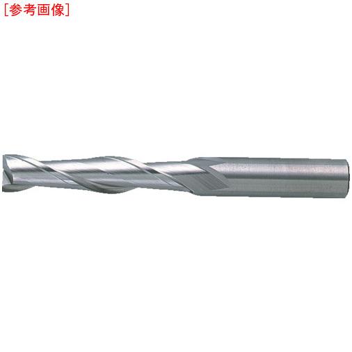 三菱マテリアルツールズ 三菱K 2枚刃汎用エンドミルロング22.0mm 2LSD2200
