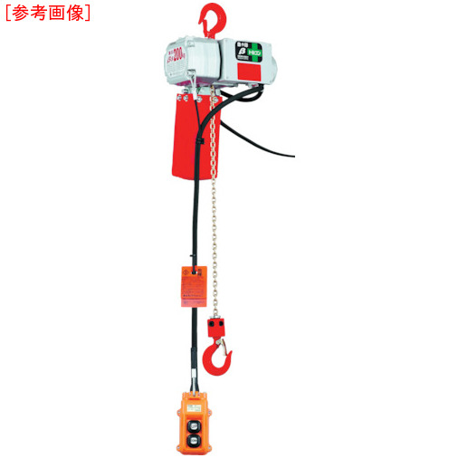 象印チェンブロック 象印 β型電気チェーンブロック・200kg・10m BS-K20A0