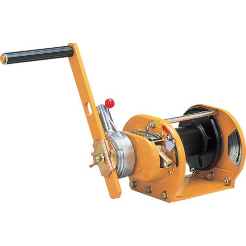 マックスプル工業 マックスプル ラチェット式手動ウインチ MR-1