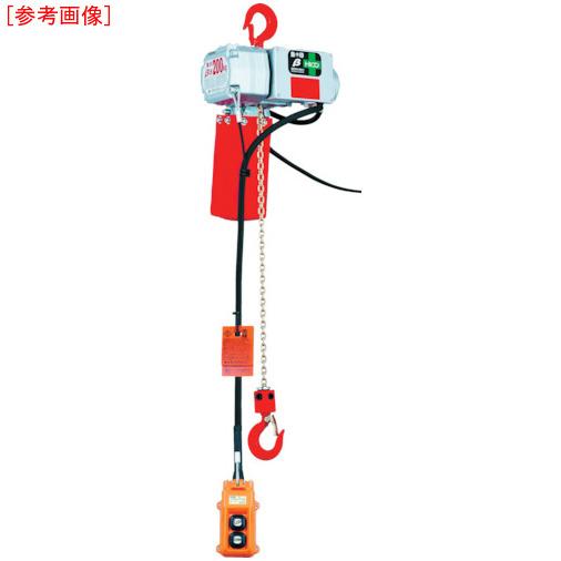 象印チェンブロック 象印 ベータ型小型電気チェンブロック 定格荷重125KG 揚程6M BS-K1260
