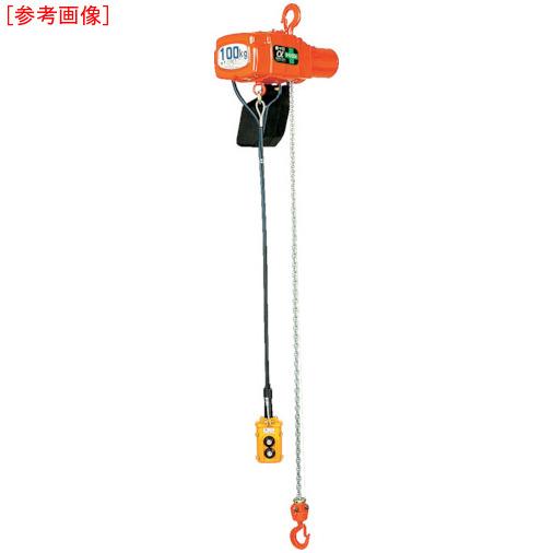 象印チェンブロック 象印 α型電気チェーンブロック・490kg・6m・単相100V AS-K4960