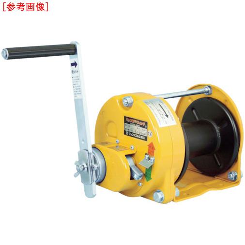 マックスプル工業 マックスプル 手動ウインチ GM-10