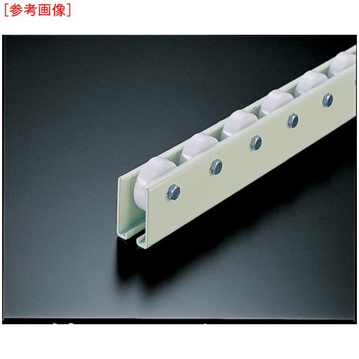 トラスコ中山 TRUSCO ホイールコンベヤ 樹脂製Φ38X12 P50XL3000 V-38N-50-3000