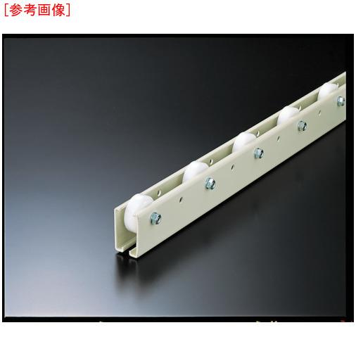 トラスコ中山 TRUSCO ホイールコンベヤ 樹脂製Φ38X12 P100XL3000 V-38N-100-3000