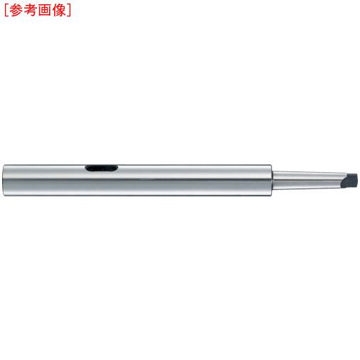 トラスコ中山 TRUSCO ドリルソケット焼入研磨品 ロング MT3XMT3 首下300mm TDCL-33-300
