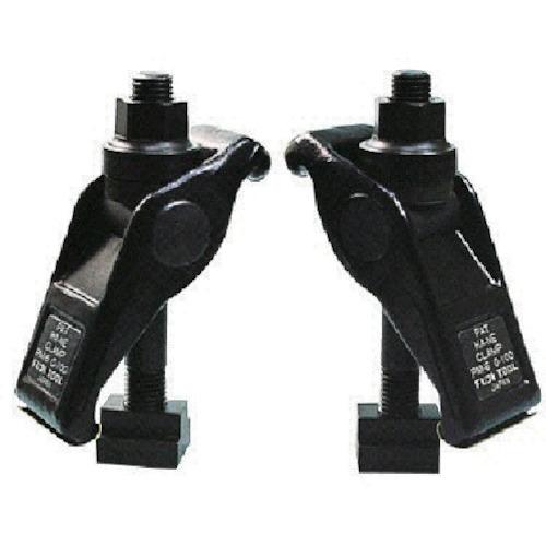 【返品?交換対象商品】 フジ ハネクランプセット フランジナットM22 Tナット24 ボルト200H 2個1組 PM-7S:爆安!家電のでん太郎 フジツール-DIY・工具