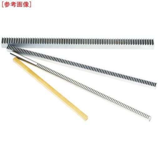 協育歯車工業 KG ラック 全長505~508mm 有効歯数212 歯幅8mm RK75SU5-0810